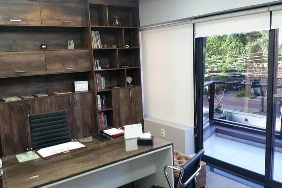 interior do consultório